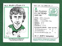 Plymouth Argyle Andy Rogers 11